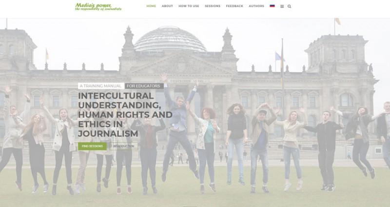 Ny nettbasert manual i menneskerettigheter og flerkulturell forståelse for journalistutdanninger