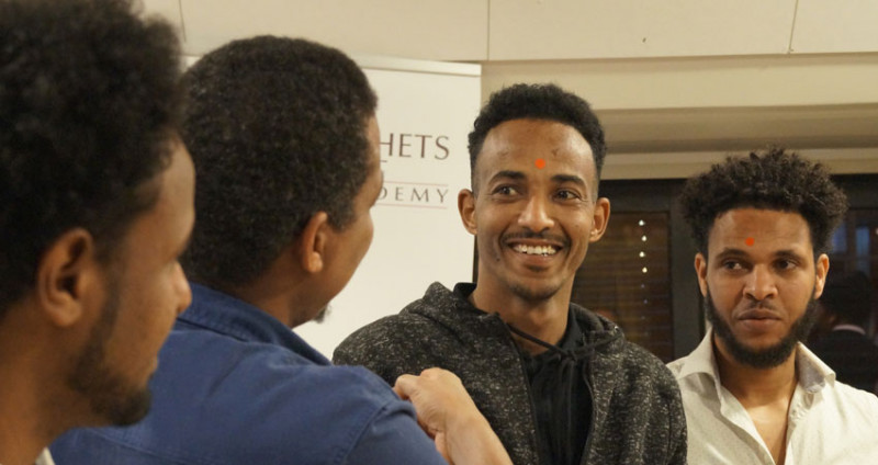 Kultur, identitet og demokrati for unge voksne med eritreisk bakgrunn