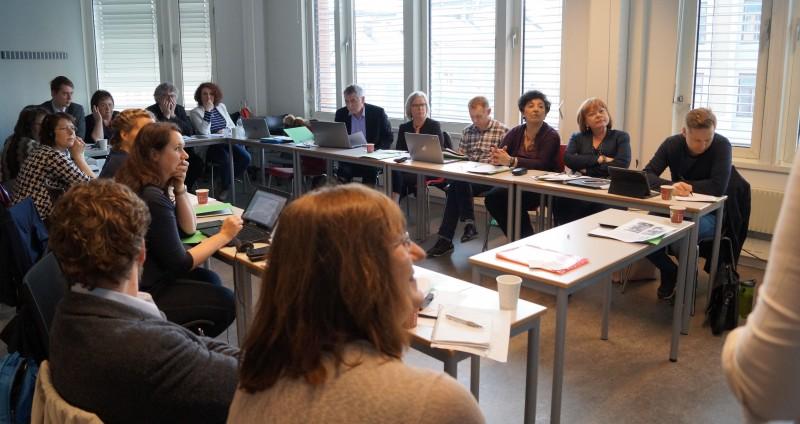 Norsk-russisk nettverksmøte om interkulturell forståelse i profesjonsutdanninger