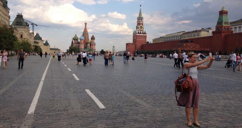 Måtte avbryte kurs og forlate Russland