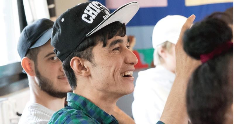 Demokratisk kompetanse for unge asylsøkere