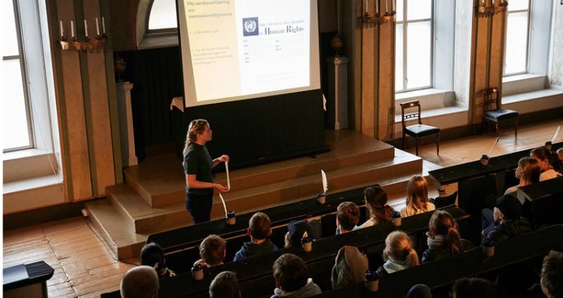 Samarbeid med Norsk Folkemuseum