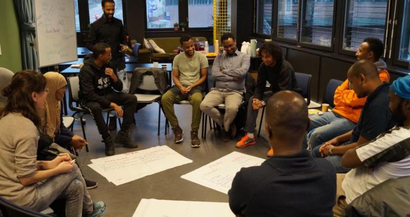 Synliggjør det positive med norsk-somaliere - Utrop