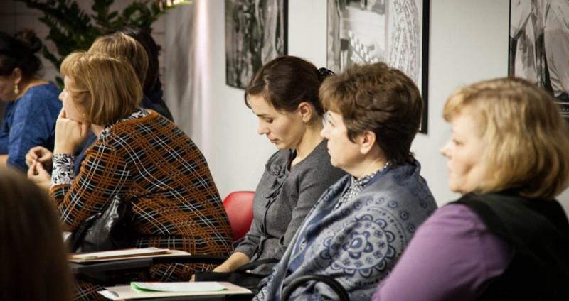 Lærerkurs i Jekaterinburg