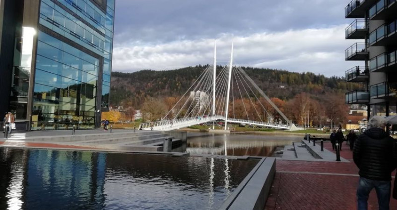 Foredrag om Menneskerettighetsakademiet på Campus Drammen