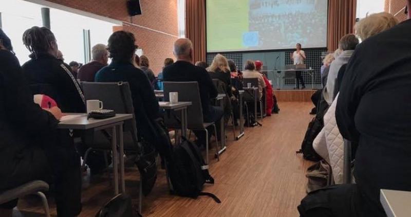 Foredrag om Verdenserklæringen om menneskerettighetene